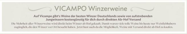 Vicampo - Wein direkt vom Winzer